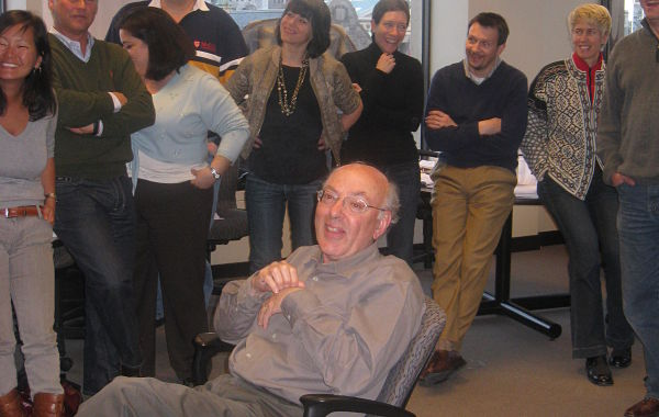 Henry Mintzberg receives 2014 CK Prahalad Distinguished Scholar-Practitioner Award