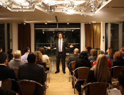 4 reasons why the EMBA decided to launch a Toastmasters club