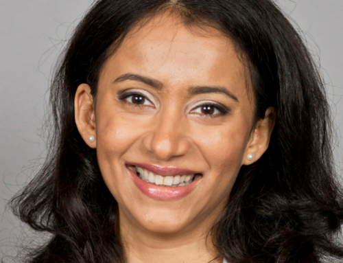 A New Role at CAE for Zahida Intwala (EMBA 2017)