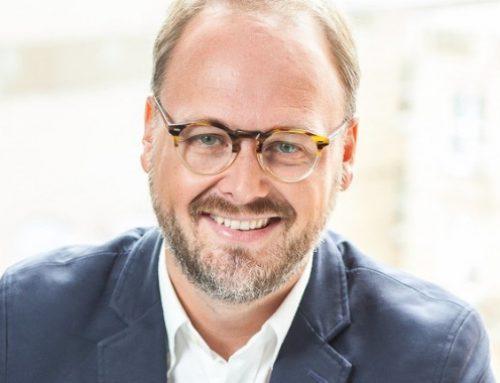 Pierre Choquette (EMBA 2013), new Vice President, Communications and Public Affairs at Société de développement Angus
