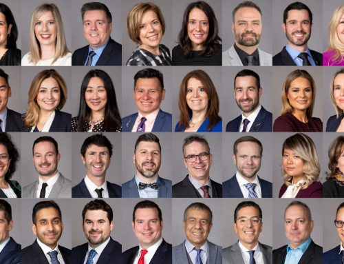 2019 McGill-HEC Montreal EMBA Graduates