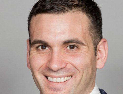 Maxime Blais (EMBA 2018) is promoted to Director of Operations for the SAQ's Montreal Distribution Center
