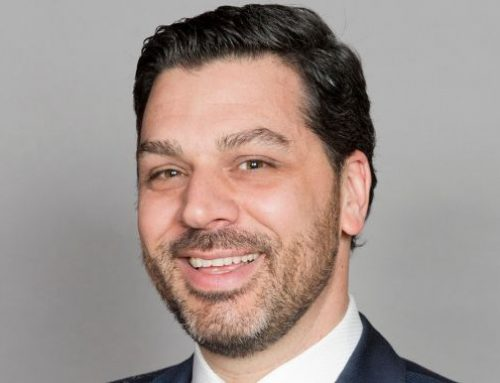 Rob Ersoni (EMBA 2018) promoted to VP of Global Business Services at Excelitas Technologies