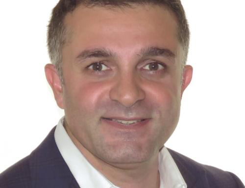 New role: Dany El Eid, current McGill-HEC Montreal EMBA participant