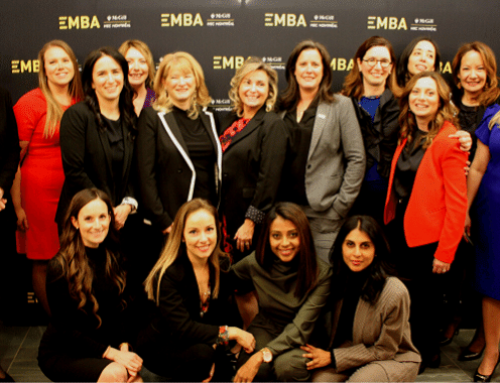 Reaching gender parity in the McGill-HEC Montreal EMBA program
