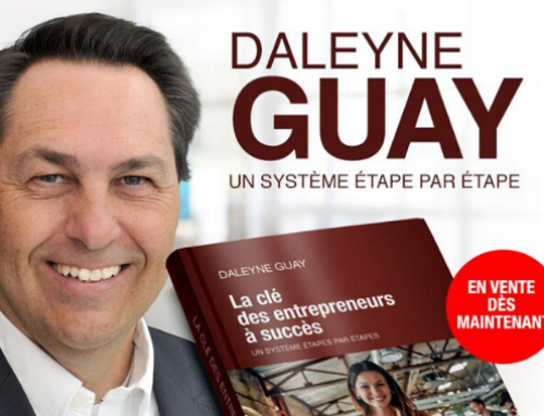Daleyne Guay (EMBA 2016) launches a book for entrepreneurs