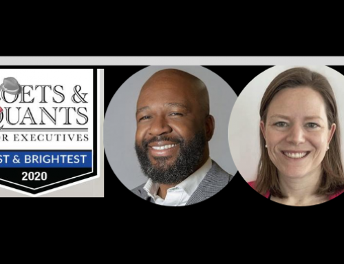 McGill-HEC Montreal EMBA's Lindsey Kettel and Frantz Saintellemy amongst '2020's Best and Brightest'