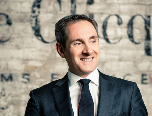 Stephane De Meurville (EMBA 2017) is the new GM of the Chandon Estate in California