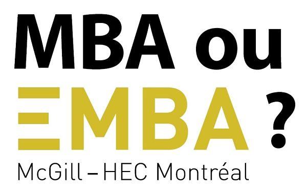 MBA ou EMBA?