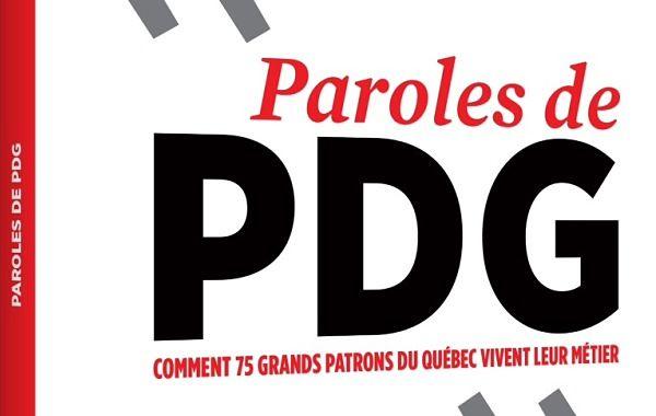 Louis Hébert, co-directeur de l'EMBA McGill-HEC Montréal, lance le livre «Paroles de PDG»