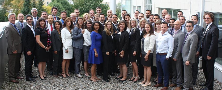 Bienvenue à la nouvelle cohorte de l'EMBA McGill – HEC Montréal