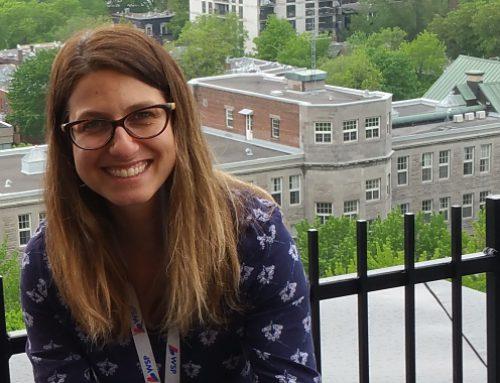 Claire Hayek (EMBA 2015) mène WSP Montréal «Vers le vert»