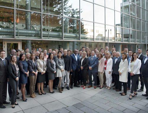 46 nouveaux participants à l'EMBA McGill-HEC Montréal