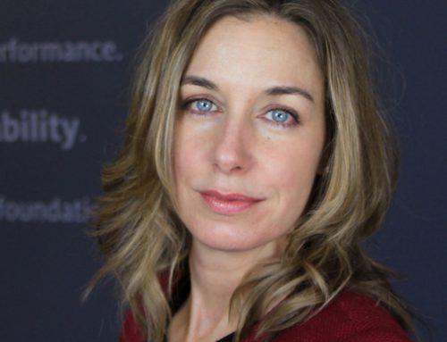 Promotion pour Isabelle Valois chez Henkel