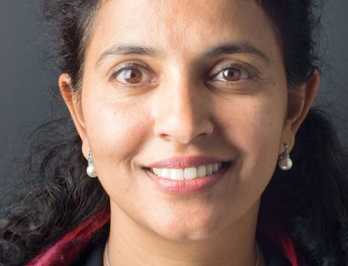 Le microcrédit, l'ACEM et Indu Krishnamurthy (EMBA 2015)