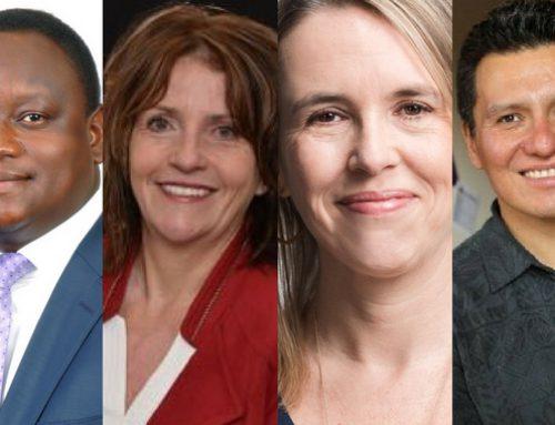 4 nouveaux récipiendaires de bourses de l'EMBA