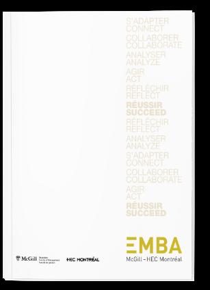 Brochure EMBA