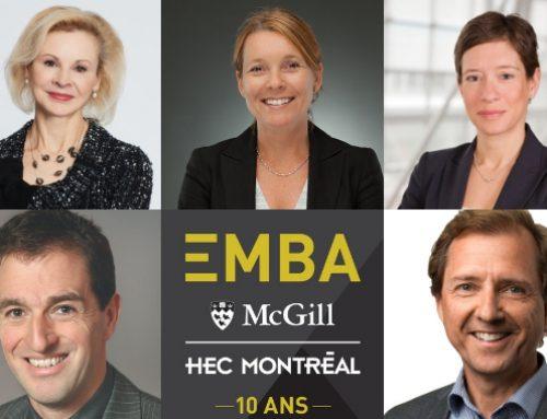 L'EMBA McGill-HEC Montréal, 10 ans après…