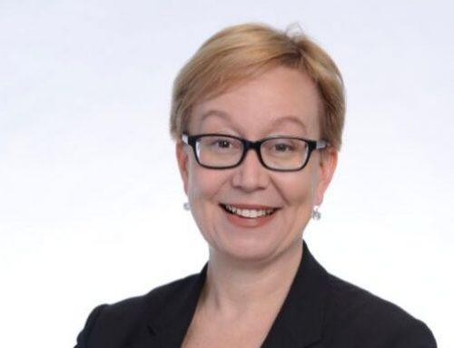 Julie Levesque (EMBA 2016) promue directrice générale et chef de livraison de données à L'Office d'investissement du Régime de pensions du Canada (OIRPC)