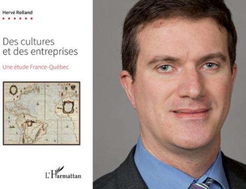 Hervé Rolland, EMBA 2015, publie un livre sur les relations interculturelles en entreprise