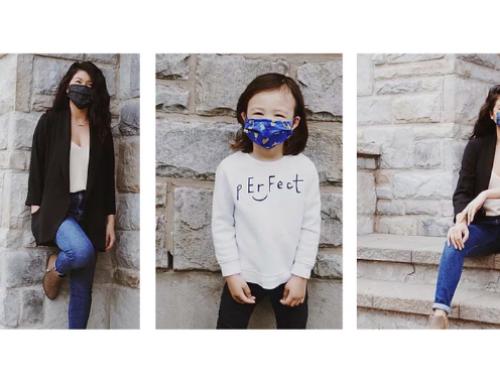 Jillian Ruiz (EMBA 2021) lance une boutique de masques en ligne