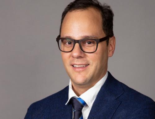 Jason Taylor (EMBA 2019) et l'évolution vers une finance durable